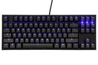 Ducky: One 2 TKL Mechanical Keyboard - Cherry Silver