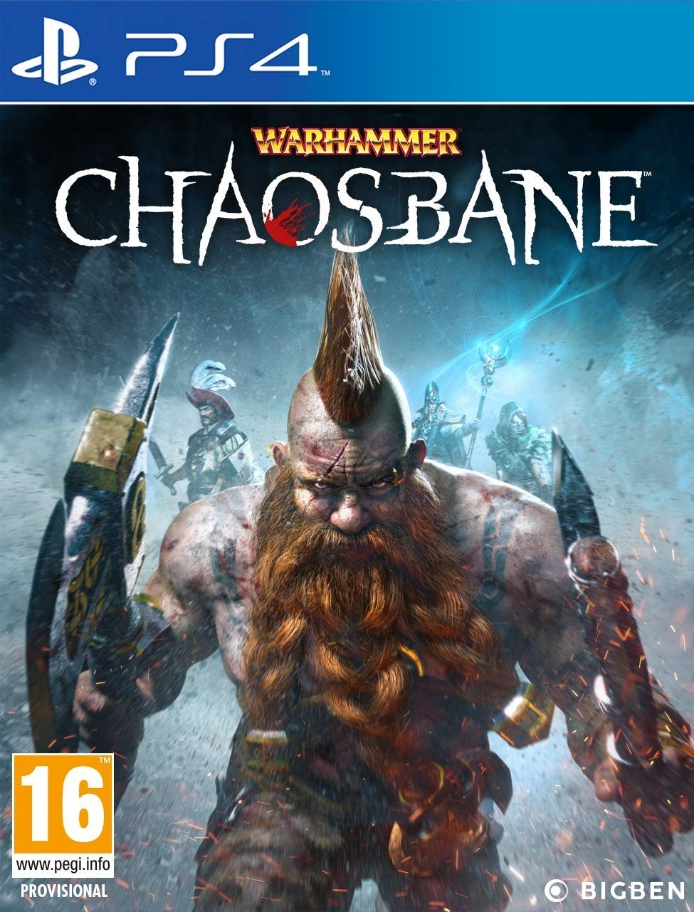 Warhammer: Chaosbane for PS4 image