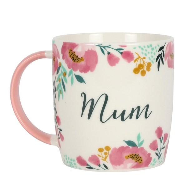 Mum Blossom Coffee Mug