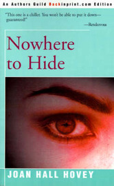 Nowhere to Hide by Joan Hall Hovey image