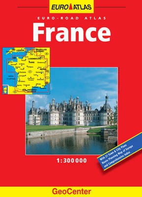 France GeoCenter Atlas image