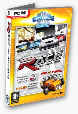 Race Bundle (includes Race: Caterham) for PC Games image