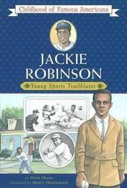 Jackie Robinson: Young Sports Trailblazer by Meryl Henderson image