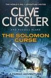 Solomon Curse by Clive Cussler