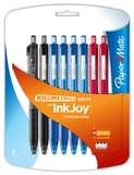 Paper Mate InkJoy 1.0 Ballpoint Pen Assorted (8 Pack)