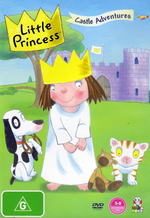 Little Princess - Castle Adventures on DVD