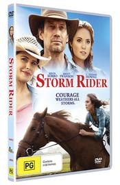 Storm Rider on DVD
