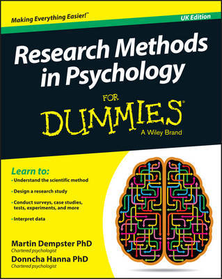 Research Methods in Psychology For Dummies by Martin Dempster