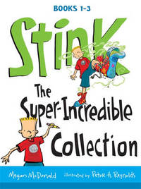 Stink: Super-Incredible Collection Box S by McDonald Megan