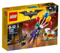 LEGO Batman Movie - The Joker Balloon Escape (70900) image