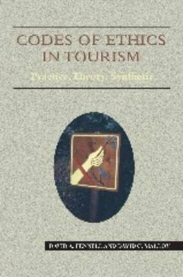 Codes of Ethics in Tourism by David A Fennell image