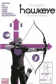 Hawkeye Volume 1 Oversized Hc (marvel Now) by Matt Fraction