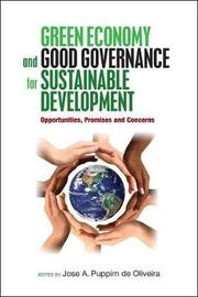 Green economy and good governance for sustainable development by United Nations University