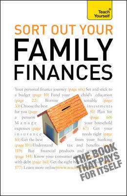 Teach Yourself Sort Out Your Family Finance by Bob Reeves image