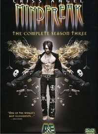 Criss Angel: Mindfreak - The Complete Season 3 (3 Disc Set) on DVD