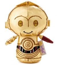 "itty bittys: C-3PO (Red Arm Ver.) - 4"" Plush (Limited Edition)"