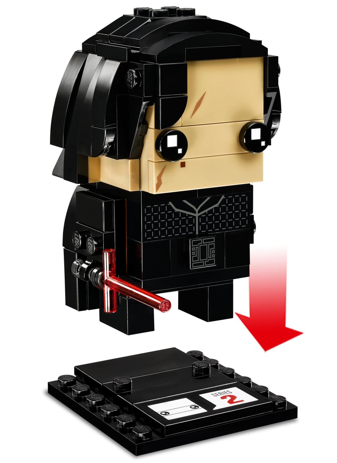 LEGO Brickheadz: Kylo Ren (41603) image