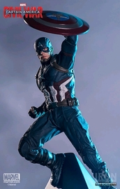 Marvel: Captain America (Civil War Ver.) 1:10 Scale Statue