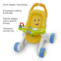 Fisher-Price: Stroll & Learn Walker