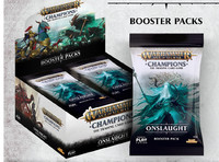 Warhammer TCG Age of Sigmar Champions Onslaught Booster Box