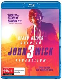 John Wick: Chapter 3 - Parabellum on Blu-ray image