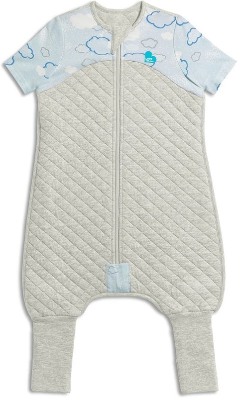 Love to Dream Sleep Suit TOG 1 - Blue - (Size 2)