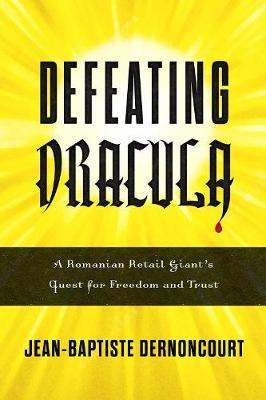 Defeating Dracula by Jean-Baptiste Dernoncourt