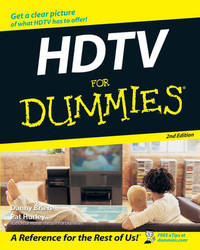 HDTV For Dummies by Danny Briere