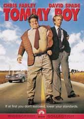 Tommy Boy on DVD