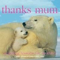 Thanks Mum: Inspiring Lessons for Mothers image