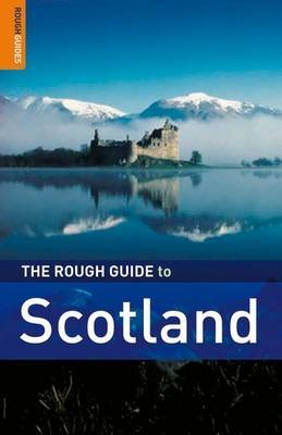 The Rough Guide to Scotland by Rob Humphreys image