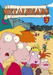 Metal Heads V2 on DVD
