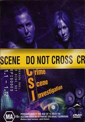 CSI - Season 1 Vol. 1 (Episodes 1.1 - 1.12) (3 Disc Set) on DVD