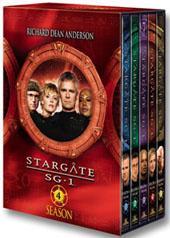 Stargate SG-1 - Season 4 (6 Disc Box Set) on DVD