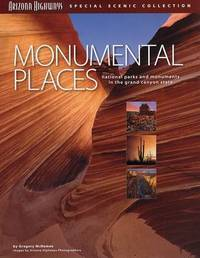 Monumental Places by Gregory McNamee