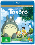 My Neighbor Totoro on Blu-ray