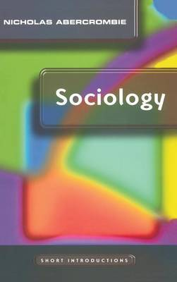 Sociology by Nicholas Abercrombie