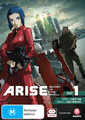 Ghost In The Shell Arise - Part 1 on DVD