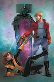 Legendary Star-Lord: Volume 2: Rise of the Black Vortex by Sam Humphries
