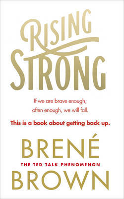Rising Strong by Brene Brown image