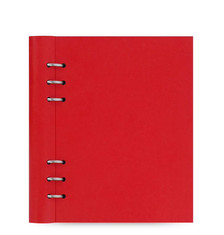 Filofax - A5 Clipbook - Poppy image