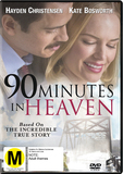 90 Minutes In Heaven on DVD