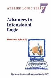 Advances in Intensional Logic