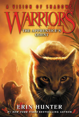 Warriors: A Vision of Shadows #1: The Apprentice's Quest by Erin Hunter image