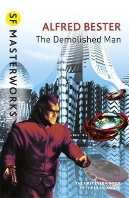 The Demolished Man (S.F. Masterworks) by Alfred Bester image
