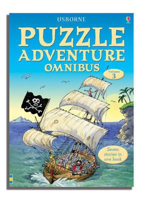 Puzzle Adventures Omnibus Volume 3
