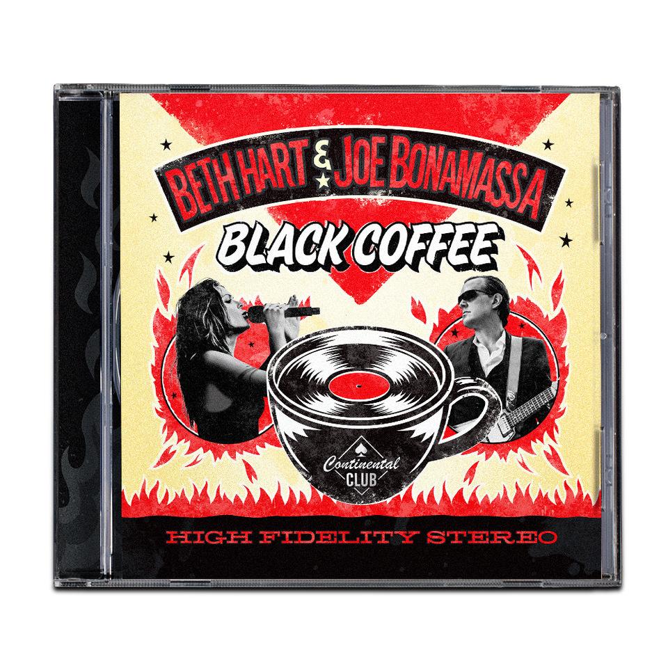Black Coffee by Beth Hart image