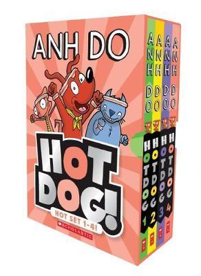 Hotdog! Hot Set 1-4! by Anh Do