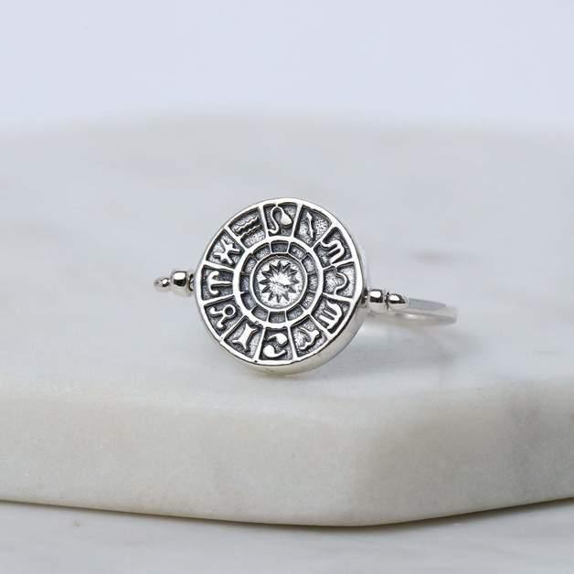 Midsummer Star: Hidden Zodiac Ring - 5