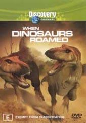 When Dinosaurs Roamed on DVD
